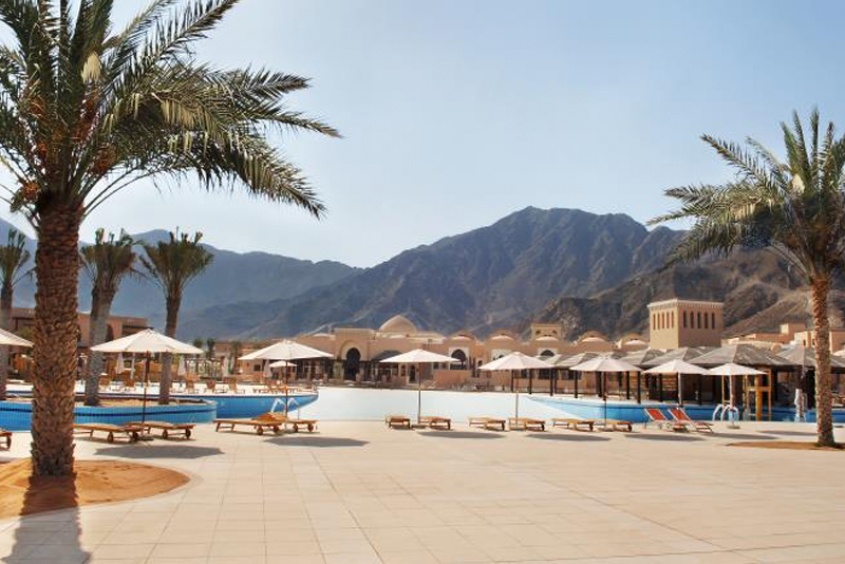 MIRAMAR AL AQAH BEACH RESORT 5*