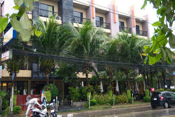 BOUTIQUE JOMTIEN PATTAYA 3*