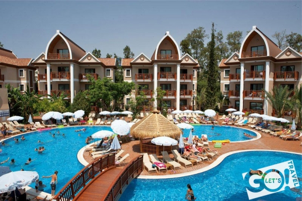 CLUB DEM SPA & RESORT HOTEL 5*