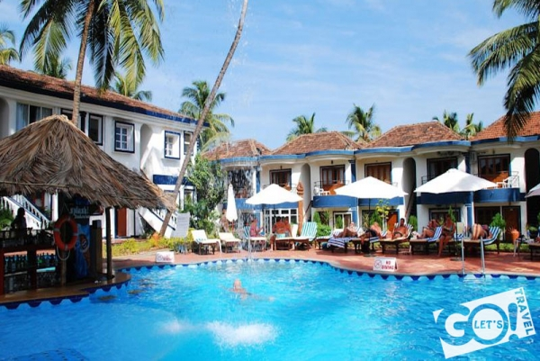 SANTANA BEACH RESORT 2*