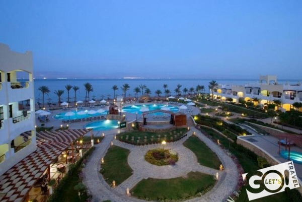 AQUAMARINE SUN FLOWER RESORT 4*