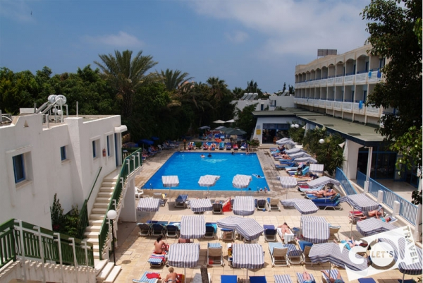 PAPHIESSA HOTEL AND APT (Cat. A) 3*